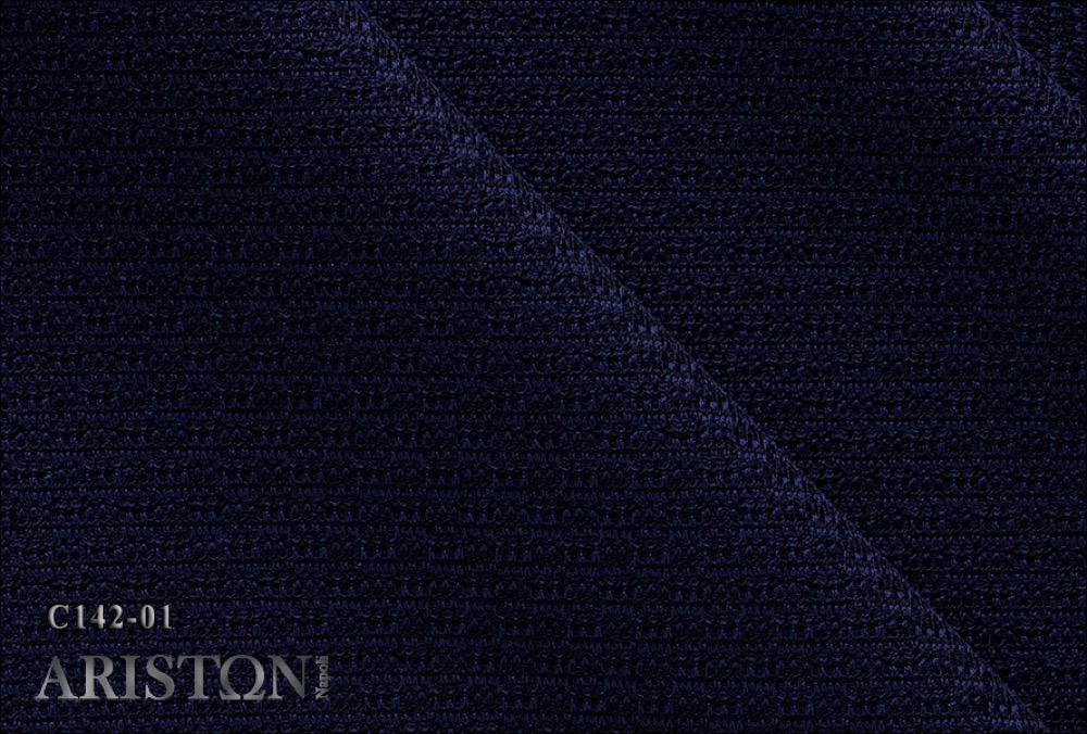 STRUCTURED JERSEY(コットン100%) (引用: http://www.aristonfabrics.com/customers/)