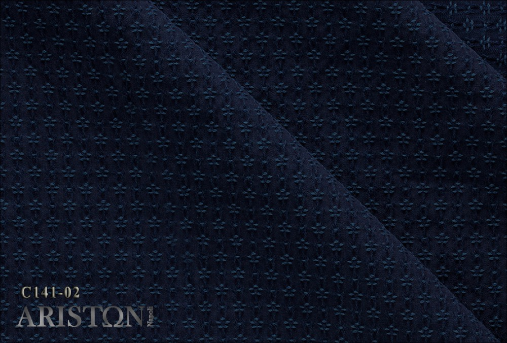 DENIM FANCY(コットン100%) (引用: http://www.aristonfabrics.com/customers/)