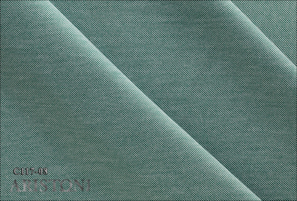 JERSEY DOUBLE FACE(85% COTTON 15% POLYAMIDE) (引用: http://www.aristonfabrics.com/customers/)