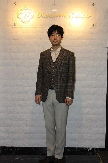 浦田隆道 様(会社員 28歳)