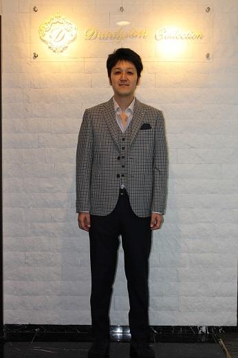 森達郎 様(会社経営 32歳)