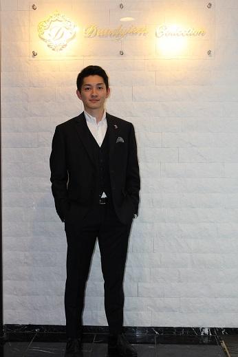 林広幸 様(リゾートトラスト株式会社 営業 25歳)