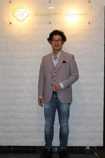 ハワードジョイマン 様(経営コンサルタント 41歳)