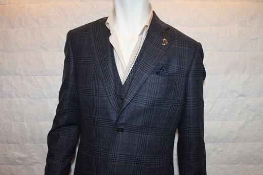 ゼニア(TROFEO CASHMERE トロフェオ カシミヤ)のジャケット4