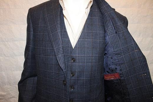 ゼニア(TROFEO CASHMERE トロフェオ カシミヤ)のジャケット5