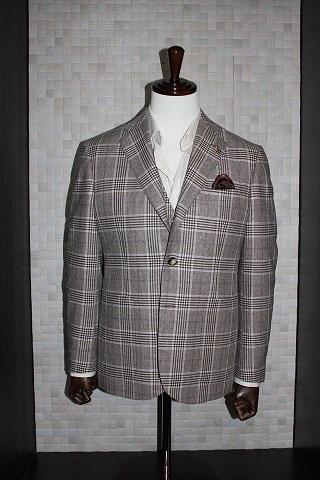 ゼニア(TROFEO CASHMERE トロフェオ カシミヤ)のジャケット1