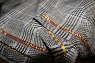 ゼニア(TROFEO CASHMERE トロフェオ カシミヤ)のジャケット
