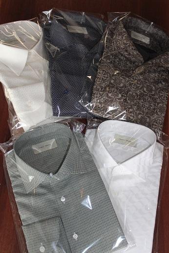 オーダーシャツ1