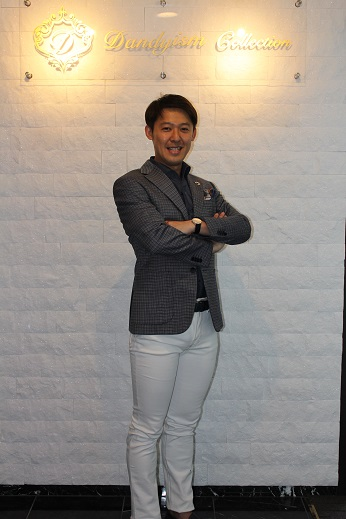 宮本洋行 様(メンズ脱毛サロン経営 32歳)
