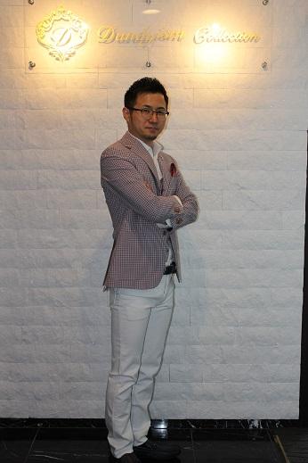 森田慧 様(メンズ脱毛サロン店長 32歳)