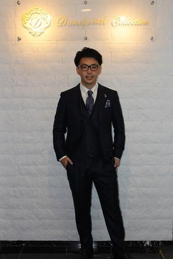 齋藤陽介 様 サロン経営コンサルタント 25歳