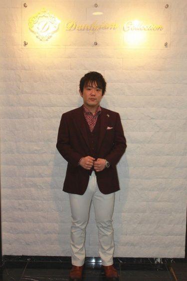 森下寿 様 アパレル自営業 37歳