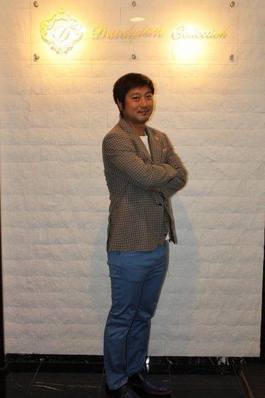 中邑祐 様 自営業 33歳