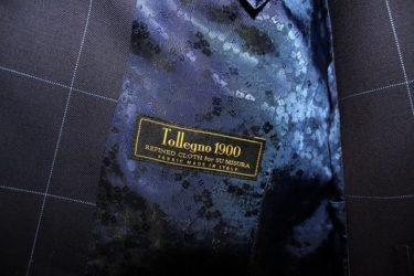 ラニフィシオ・ディ・トレーニョ・LANIFICIO DI TOLLEGNOスーツ生地