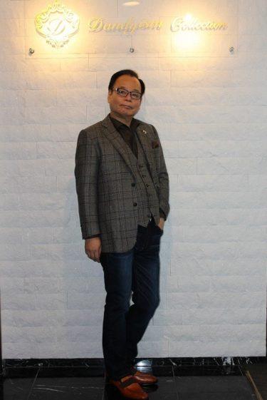 成松英樹 様 自営業 59歳
