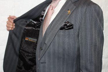 マーチンソン3Pスーツ