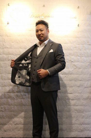 鶴田剛己様 会社経営 29歳