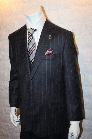 最高級のスーツでビジネスのモチベーションを上げるトロフェオカシミヤ