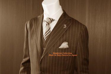 人が採寸するオーダースーツをAIが越えられるのか