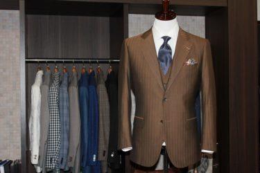 御幸毛織ヴィンテージオーダースーツ~MIYUKI vintage-fabric order suits