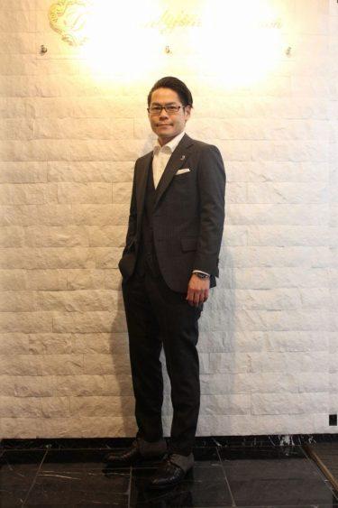 金戸 秀二様 社労士 39歳