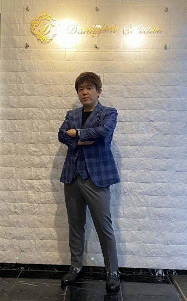 森下 寿様 アパレル自営業 39歳 4着目