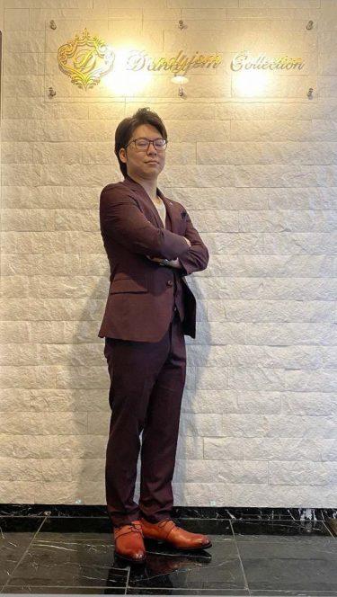松尾昌志 様 自営業 27歳