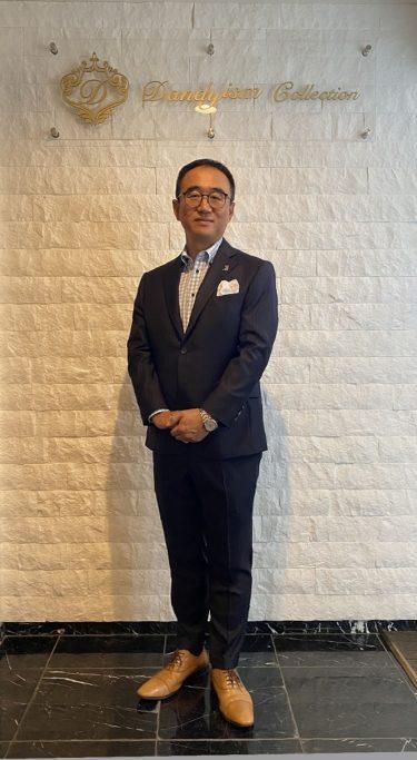 矢野 和範様 会社経営