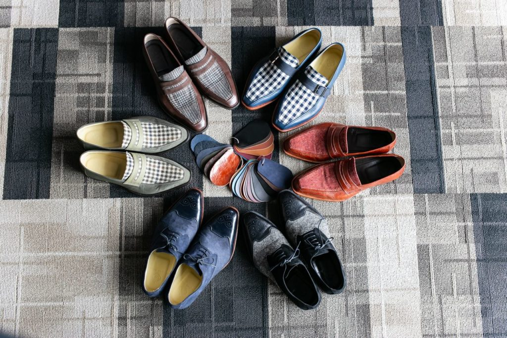 ダンコレオリジナルオーダーシューズ 『モテ靴』は 128,000 円から