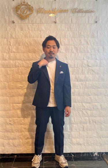 山浦 将真様 自営業 33歳